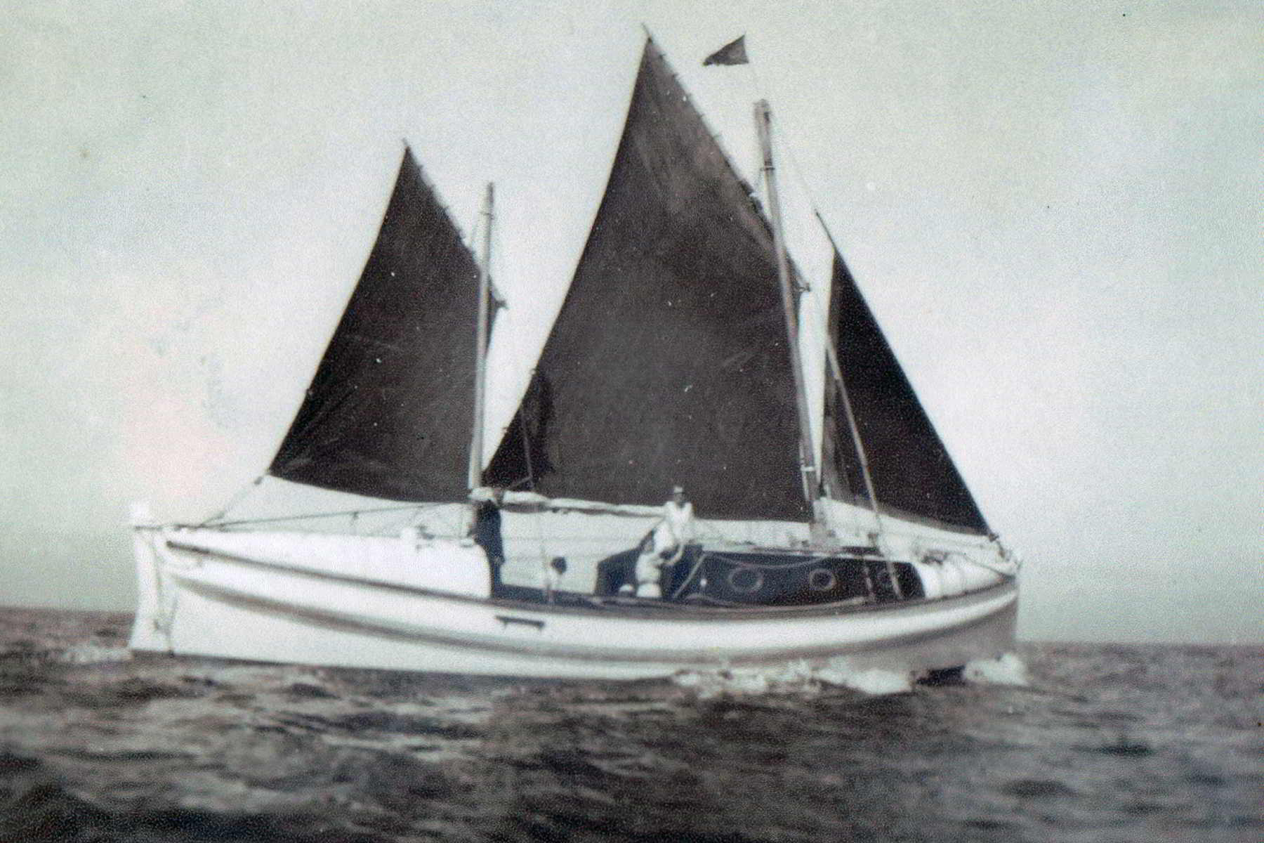 The Converted Lifeboat