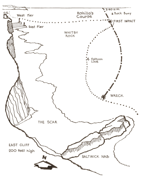 Route Over The Scar
